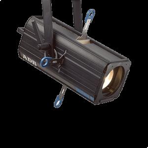 Besoin d'éclairage professionnel ? Dahotecc vous propose à la location les projecteurs Mini Découpe - ADB - Eurospot DW54.